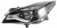 VAUXHALL INSIGNIA HEADLIGHT  FACELIFT   PASSENGER SIDE  N/S   2013  - 2016 (1)